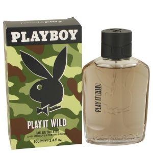 Playboy Play It Wild - Eau de toilette pour homme