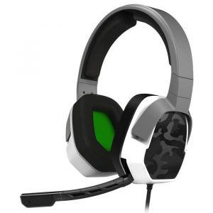 PDP Casque Afterglow LVL3 Camo Blanc pour Xbox One