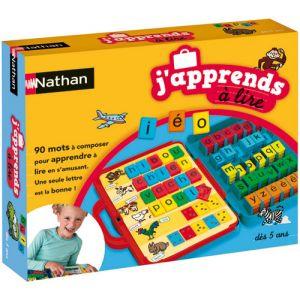 Nathan J'apprends à lire