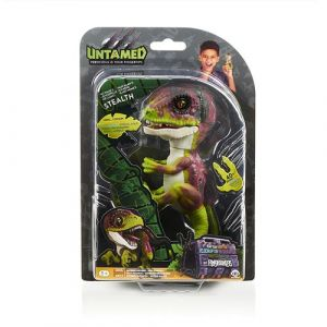 Wow wee Dinosaure Fingerlings Vert / Sleath