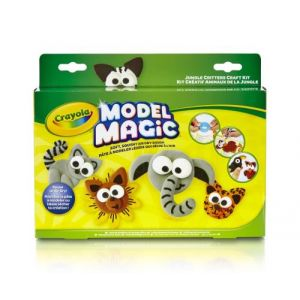 Crayola Model Magic : Kit Animaux de la Jungle