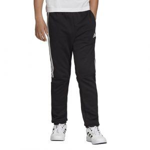 Adidas Yb Mh 3s Tiro P Pantalon de Sport Garçon, Black/White, FR : L (Taille Fabricant : 1112Y)
