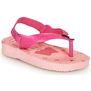 Havaianas Tongs enfant BABY DISNEY CLASSICS II - Couleur 19,20,21,22,17 / 18,23 / 24,25 / 26 - Taille Rose