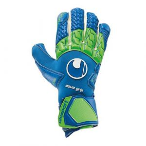 Uhlsport Gants de gardien de foot Aquagrip Hn