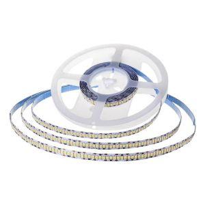 V-TAC VT-5-120 tw Ruban LED EEC: LED (A++ - E) avec câble à extrémités ouvertes 12 V 5 m blanc lumière du jour