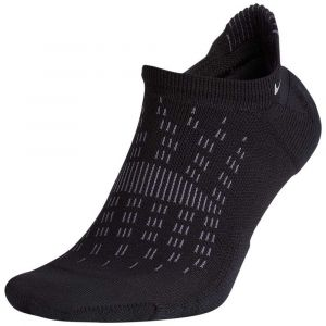 Nike Elite Cushioned No Show Chaussettes Noir - Taille II