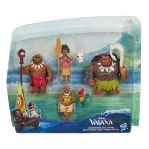 Hasbro Mini Vaiana Multipack