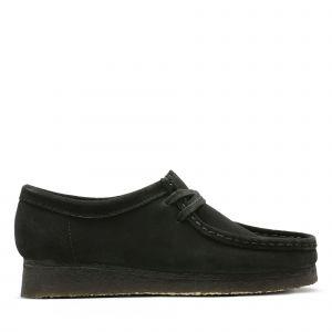 Clarks Originals Wallabee W chaussures noir 41,0 EU