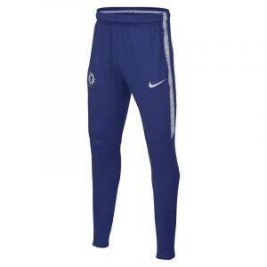 Nike Pantalon de football Chelsea FC Dri-FIT Squad pour Enfant plus âgé - Bleu - Taille S