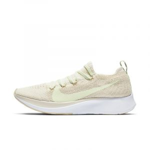 Nike Zoom Fly Flyknit Femme Crème - Taille 40.5 Female
