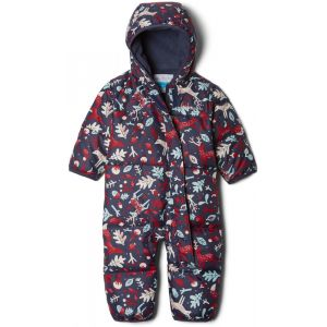 Columbia Combinaisons Snuggly Bunny Bunting - Nocturnal Reindeer / Nocturnal - Taille 12-18 Mois