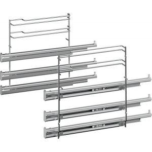Siemens HZ638370 - Rails télescopiques 3 niveaux pour four
