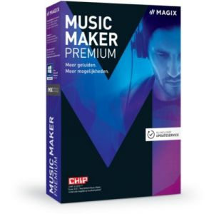Music Maker 2017 Premium [Windows]