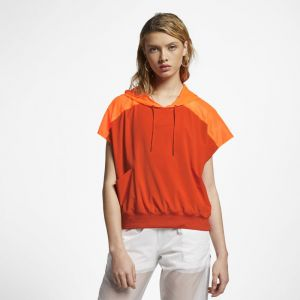 Nike Veste sans manches Sportswear Tech Pack pour Femme - Orange - Couleur Orange - Taille S