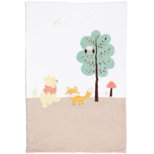 Babycalin Plaid Winnie Whimsy 80 x 120 cm