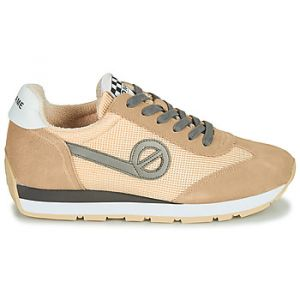 No Name Baskets basses CITY RUN JOGGER Beige - Taille 36,37,38,39,40,41