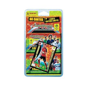 Panini Cartes à collectionner ADRENALYN 2017/2018 : Blister 10 pochettes