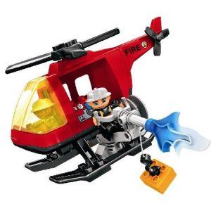 Lego 4967 - Duplo Ville : Hélicoptère de pompiers