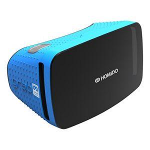 Homido Casque de réalité virtuelle iOS/Android