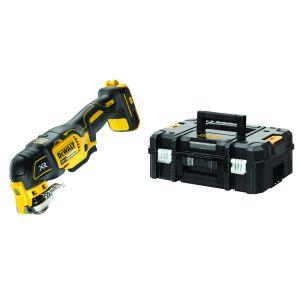 Dewalt DCS355NT - Multi Cutter sans batterie et sans accessoires avec T-STAK Box II