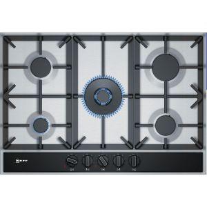 Neff T27DA69N0 - Table de cuisson gaz 5 foyers