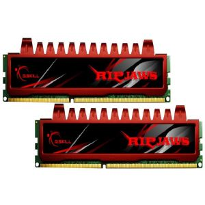 G.Skill F3-8500CL7D-8GBRL - Barrettes mémoire Ripjaws 2 x 4 Go DDR3 1066 MHz CL7 240 broches