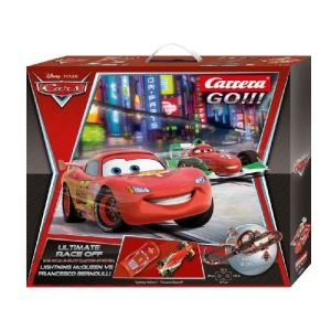 Carrera Toys Go!!! 62294 - Circuit de voitures Disney/Pixar Cars Ultimate Race Off