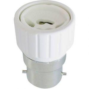 Franelec Adaptateur pour douille d'ampoule ADAPTB22/GU10 1 pc(s)