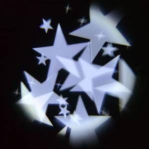 Lotti XmasKING Projecteur LED d'extérieur noël - Blanc froid