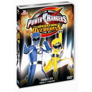 Power Rangers : Opération Overdrive - Volume 2