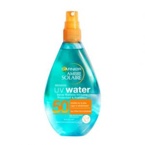 Garnier soin solaire UV water SP150 IP50 AMBRE SOLAIRE