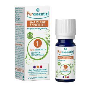 Puressentiel Huile essentielle bio marjolaine coquilles - 5 ml