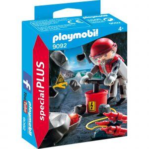 Playmobil 9092 - Special Plus : Démineur