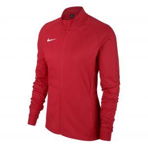 Nike Academy18 Knit Track Veste de survêtement L Rouge/Bordeaux/Blanc