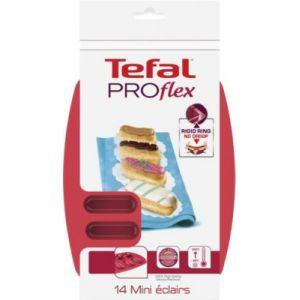 Tefal J4094314 - Moule en silicone pour 14 mini éclairs