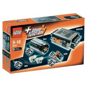 Lego 8293 - Technic : Ensemble moteur Power Functions
