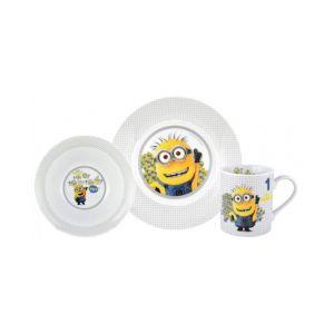 United Labels Set 3 pièces petit-déjeuner 1 In A Minion