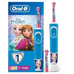 Oral-B VITALITY KIDS 170 H-BOX REINE DES NEIGE - Brosse à dents électrique