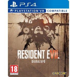 Resident Evil 7 : Biohazard sur PS4