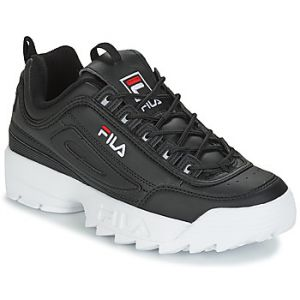 FILA Chaussures DISRUPTOR LOW Noir - Taille 40,41,42,43,44,45