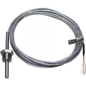 Emko Thermocouple RTR-M08-L050-K04 Type de sonde Pt100 Gamme de mesure 50 à 400 °C Longueur du câble 4 m 1 pc(s)