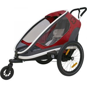 Hamax Outback One (red/grey/black)