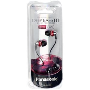 Panasonic RP-HJE355E - Écouteurs intra-auriculaires