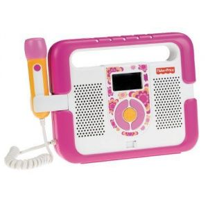 Fisher-Price Lecteur MP3 avec micro
