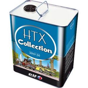 Elf Huile moteur HTX Collection 20W50 Essence 5 L
