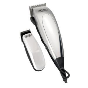 Wahl 79305-1016 - Tondeuse à cheveux Chrome alimentation sur secteur + tondeuse nez