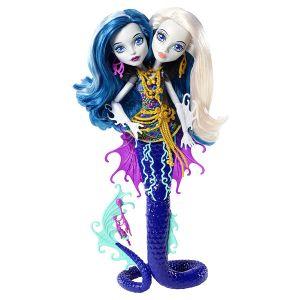 Mattel Monster High Peri et Pearl Serpentine