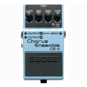 Boss Effect CE-5 - Pédale Chorus Ensemble