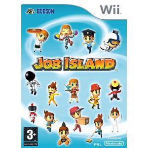 Job Island [Wii]
