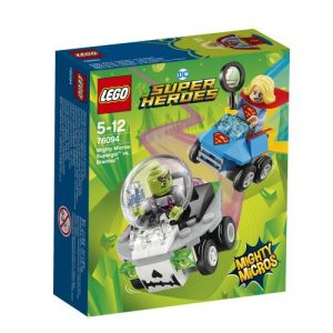 Lego 76094 - DC Super Heroes Mighty Micros : Supergirl Brainiac